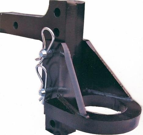 Picture of Adjustable Competition Sled Pulling Hitch