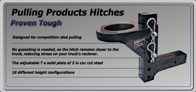 adjustable hitch banner